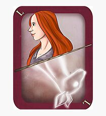 Lily Potter Photographic Print