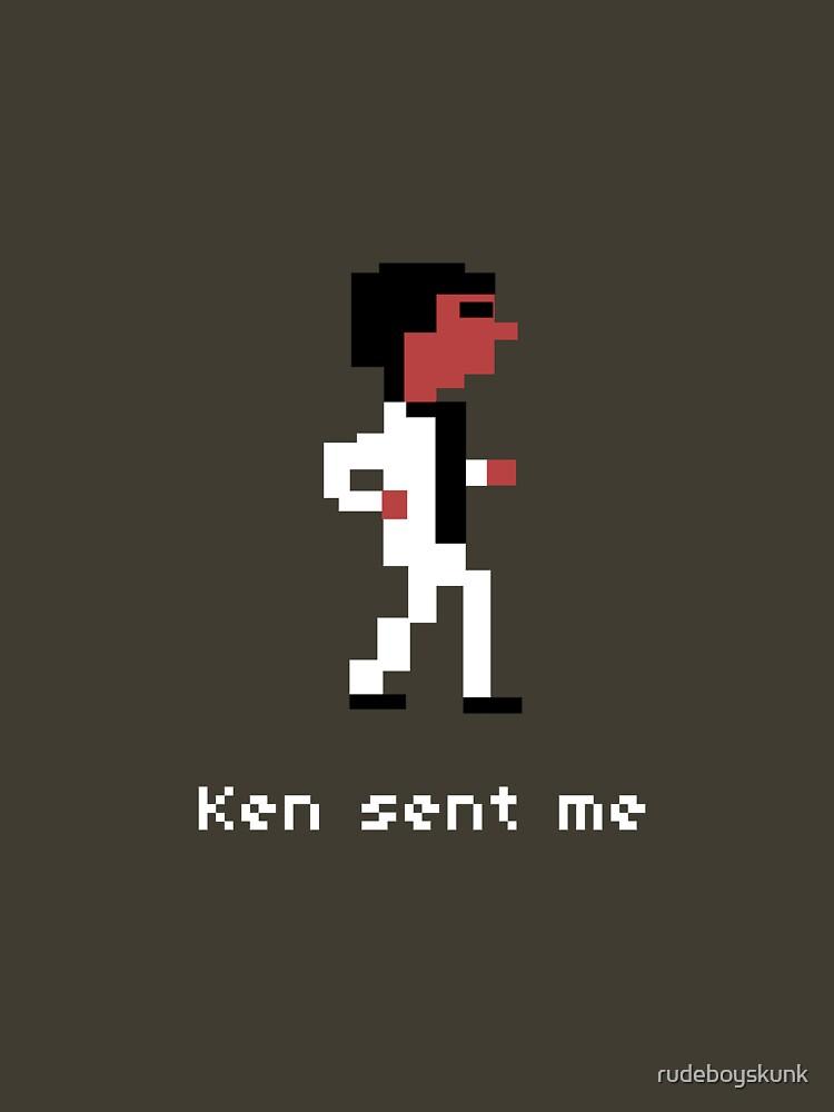 Ken Sent Me by rudeboyskunk