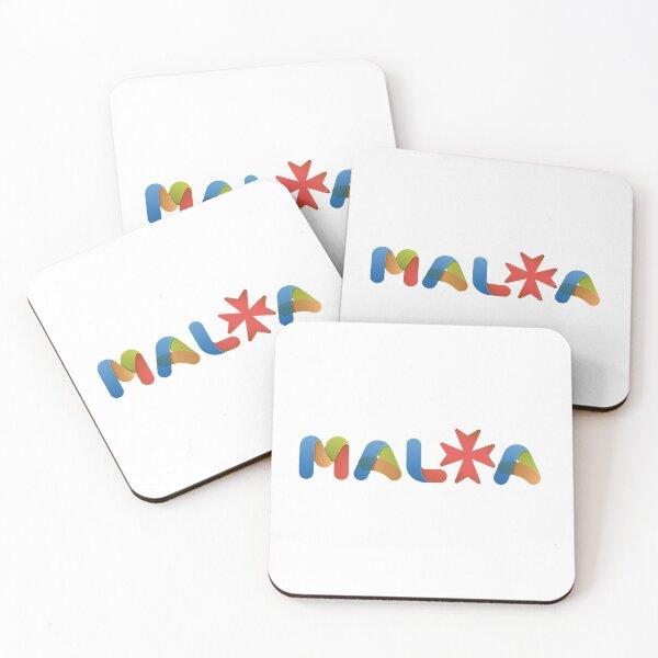 Malta  Coasters (Set of 4)