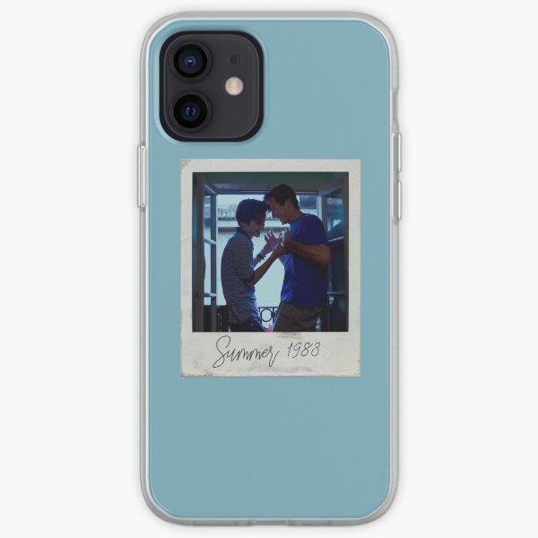 Elio & Oliver Polaroid #8 iPhone Soft Case