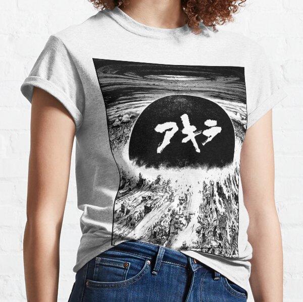 Affiche d'explosion Akira 2 T-shirt classique