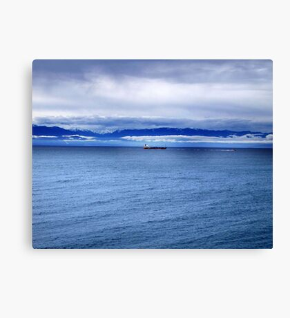 Safe Voyage Canvas Print