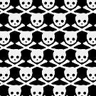 Skulls  by AltAttic
