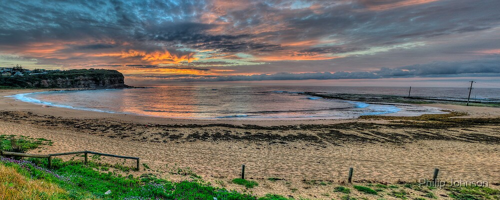 New Horizons - Mona Vale Beach, Sydney - (30 Exposure HDR Pano) - The HDR Experience by Philip Johnson