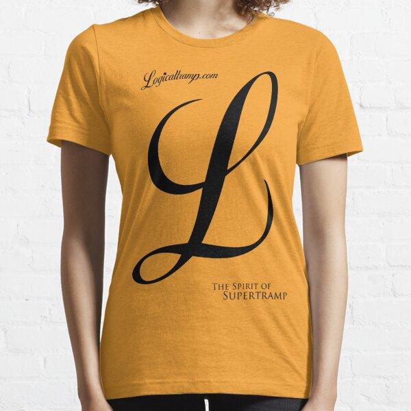 """L"" like Logicaltramp (black) Essential T-Shirt"