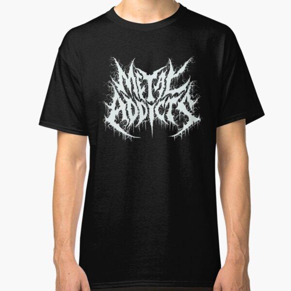 Metal Addicts 2019 Design Classic T-Shirt