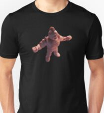3d muscle man Unisex T-Shirt