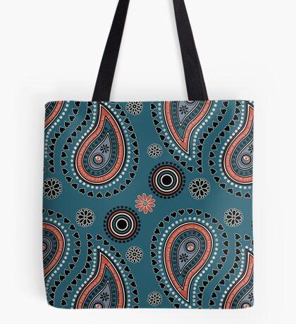 Paisley Hearts - Amazing Tote Bag