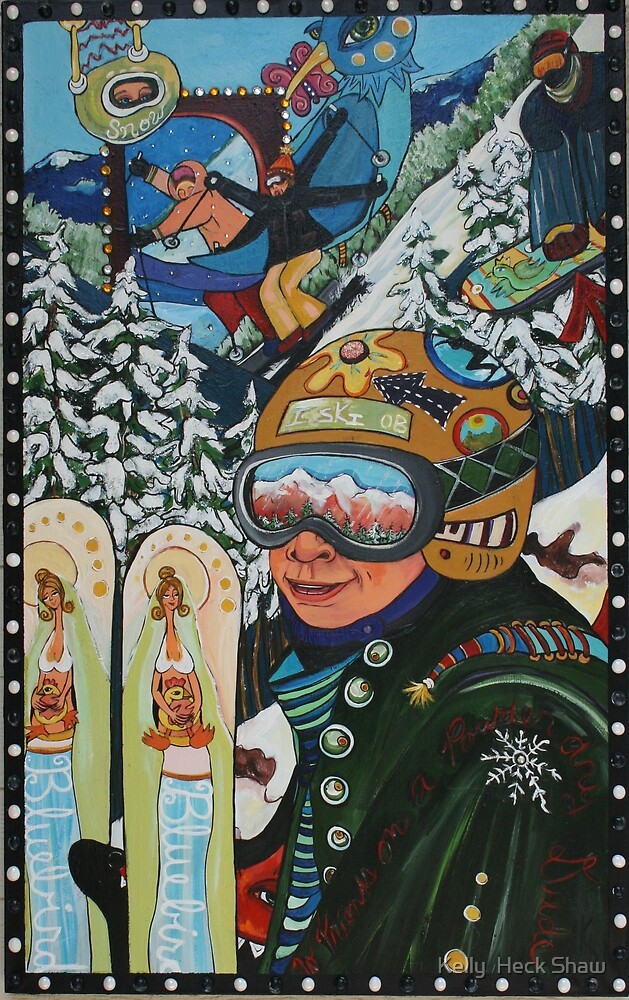 Powday Day by Kelly  Heck Shaw