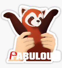PABULOUS Sticker