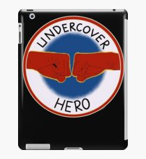 Hero - superhero iPad Case/Skin
