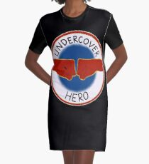 Hero - superhero Graphic T-Shirt Dress