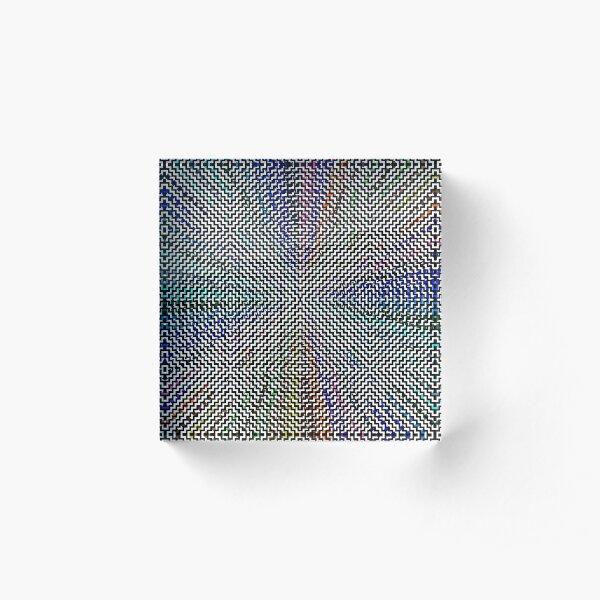Untitled Acrylic Block