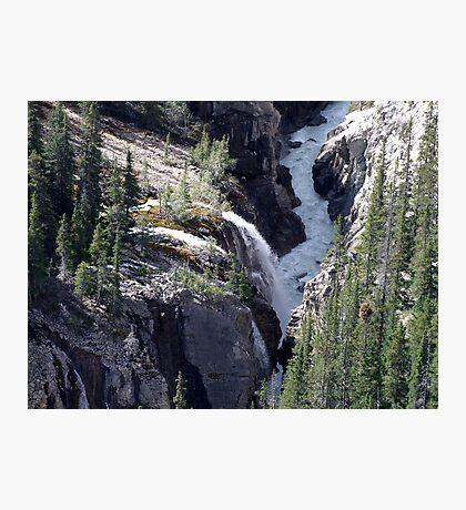Sunwapta River Photographic Print
