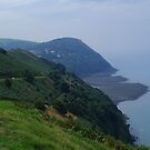 From Countisbury Hill by WatscapePhoto