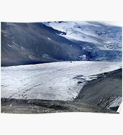 Athabasca Glacier (1) Poster