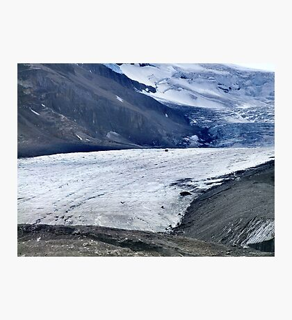 Athabasca Glacier (1) Photographic Print