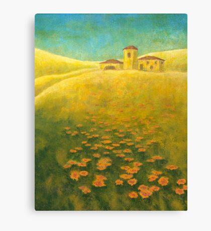 Tuscan Gold 02 Canvas Print