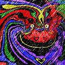 U Kiss My Ever Lovin' Dragon by Deborah Lazarus
