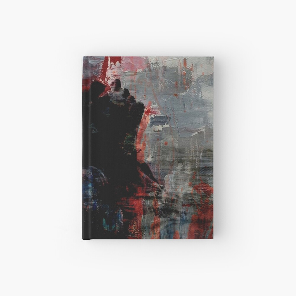Coming Up For Air II Hardcover Journal