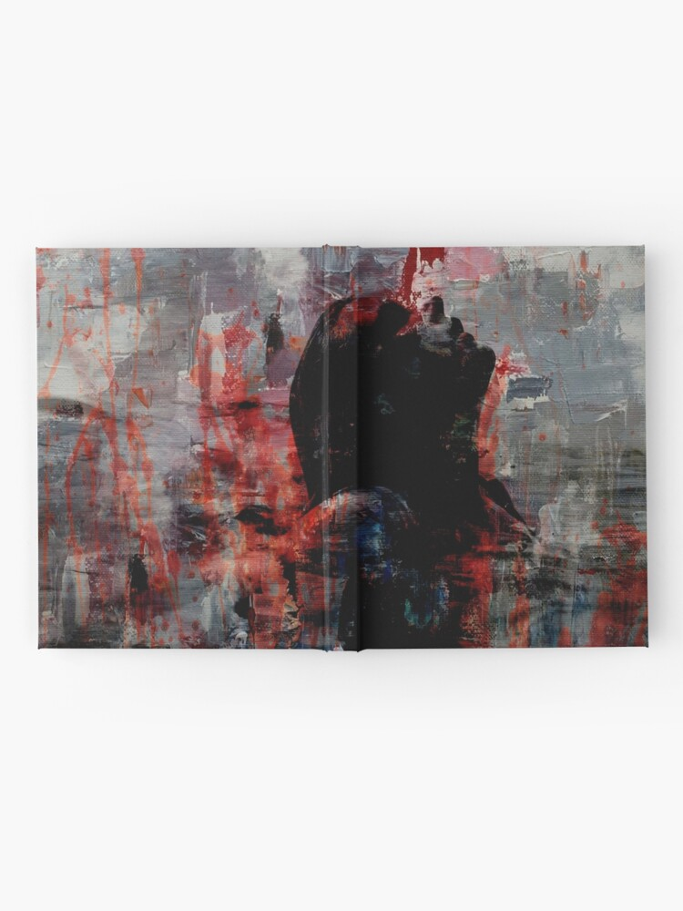 Alternate view of Coming Up For Air II Hardcover Journal