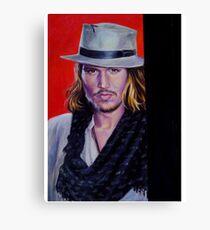 """"""" Jonny"""" Canvas Print"""
