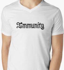 immunity V-Neck T-Shirt