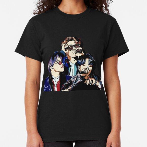 BTS Rap Line RM Suga j-hope Merchandise Classic T-Shirt