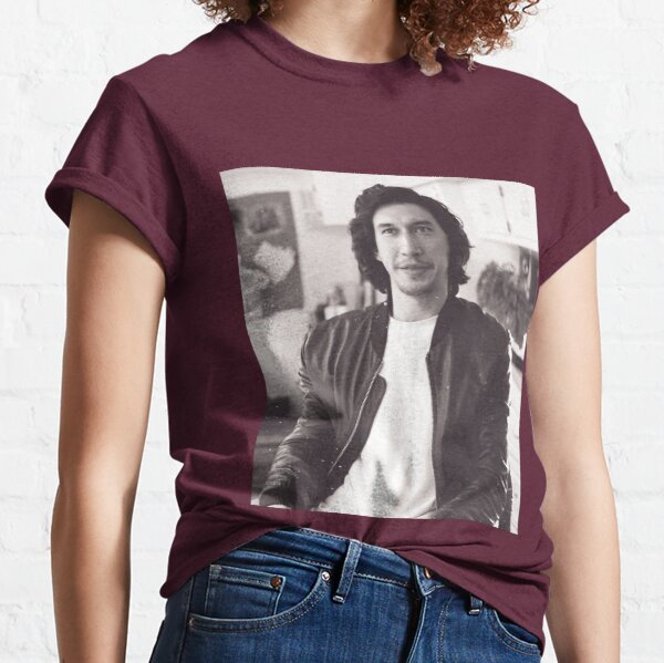 ADAM DRIVER -- 2019 Breitling  Classic T-Shirt