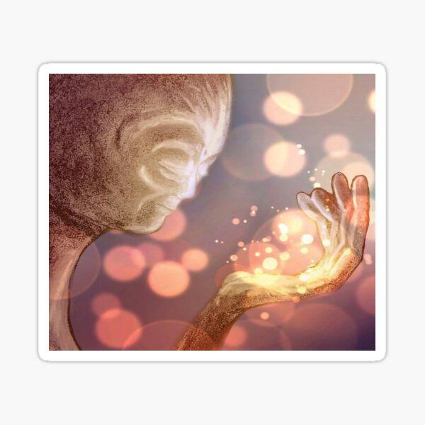 I Hold The Light For You - Tlkm Sticker