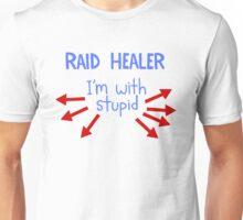 Raid Healer Unisex T-Shirt