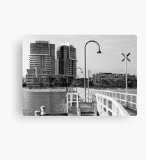 Port Melbourne 1 Canvas Print