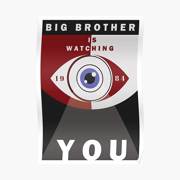 1984 - Big Brother Poster