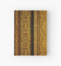 Looking up in the Alhambra Hardcover Journal