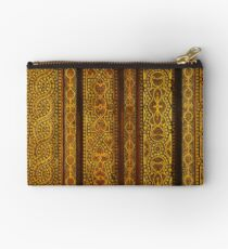 Looking up in the Alhambra Zipper Pouch