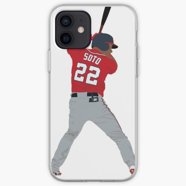 Juan Soto iPhone Soft Case