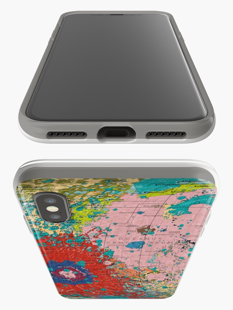 Alternate view of The Geology of the Moon iPhone Case & Cover