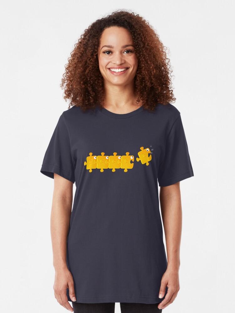 Alternate view of Puzzlefish Slim Fit T-Shirt