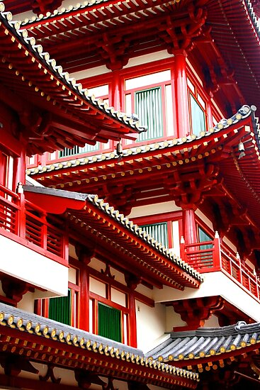 Chinese Architecture by John Wallace