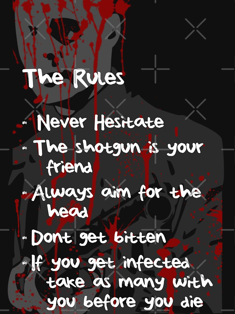 Z-Day Rules by livesintheboonies