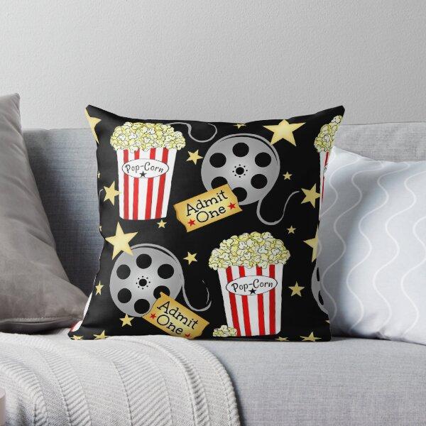 Soirée cinéma VIP / Pop Corn Coussin