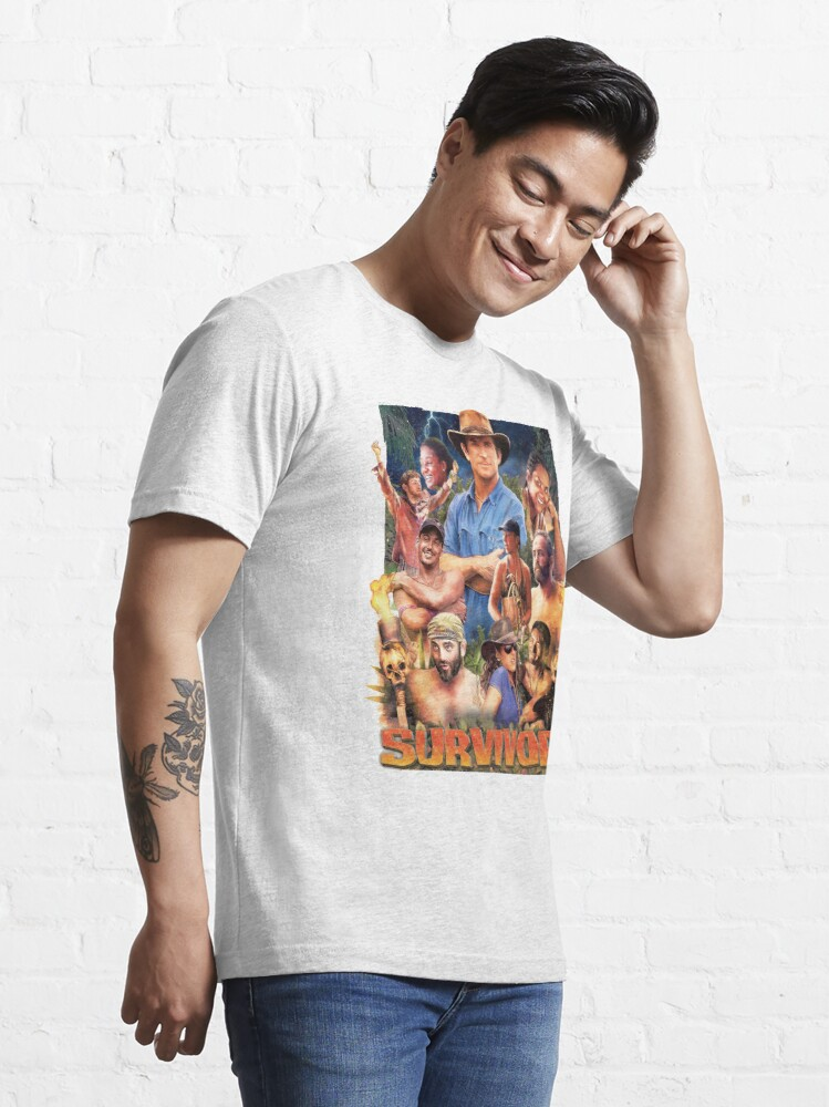 Alternate view of Survivor Epic Poster Essential T-Shirt