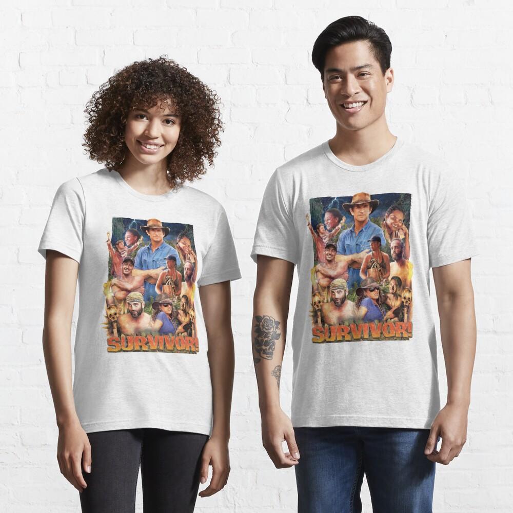 Survivor Epic Poster Essential T-Shirt
