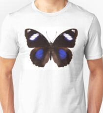 "Butterfly species Hypolimnas bolina phillippensis ""Great Eggfly"" T-Shirt"