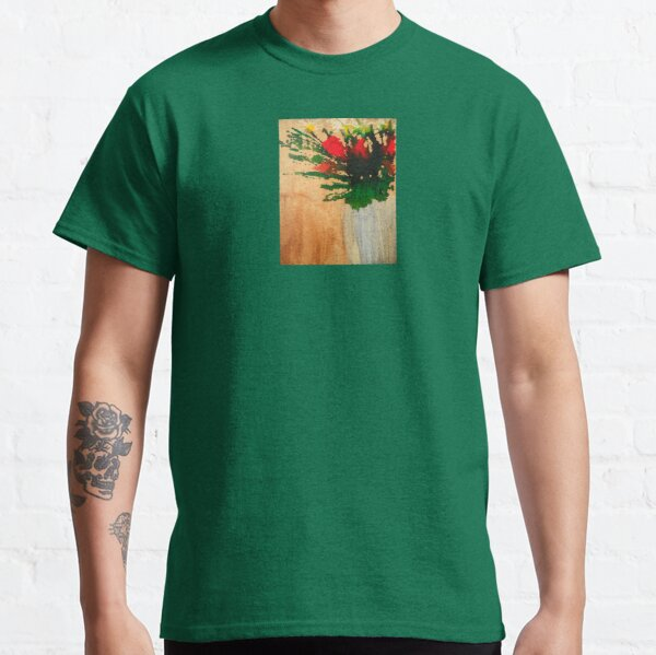 """""""Flowers in a Vase"""" Original by Tony DuPuis Classic T-Shirt"""