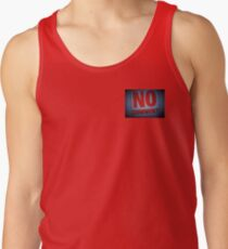 "Tony DuPuis ""No Comment""  Tank Top"
