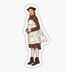 Anne Shirley Sticker