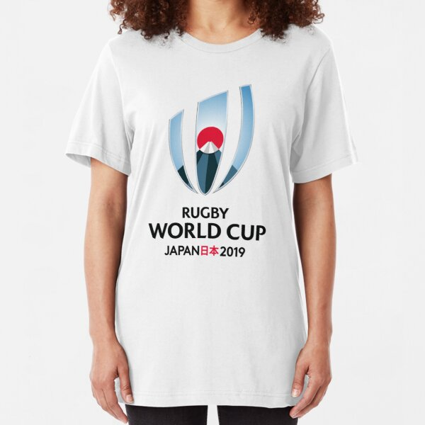 Rugby World Cup Japan  Slim Fit T-Shirt