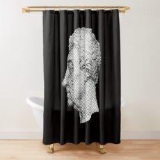 general Lafayette Shower Curtain