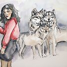 The Wolves by Katie Young